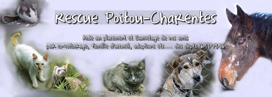 Rescue Poitou-Charentes
