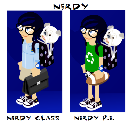 Create a Back to School Outfit- Winners Announced! - Page 2 Nerdyg10