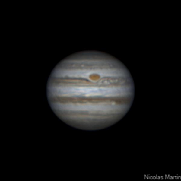 Jupiter nuit du 10/03/2016 200310