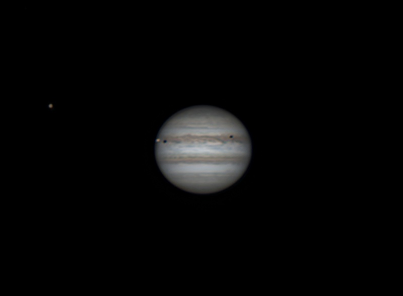 Jupiter traitement final de ma derniére série  Jup20010