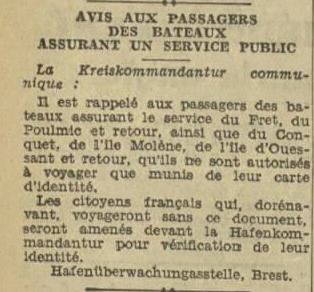 Les unités allemandes stationnées à Brest Doc10