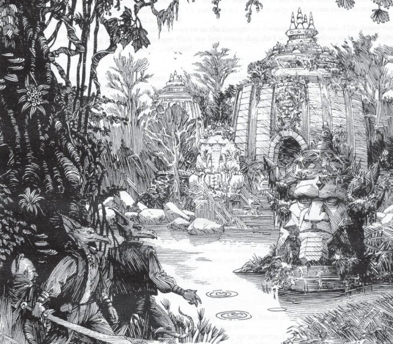 Le trésor de Vertecrête Ruines11