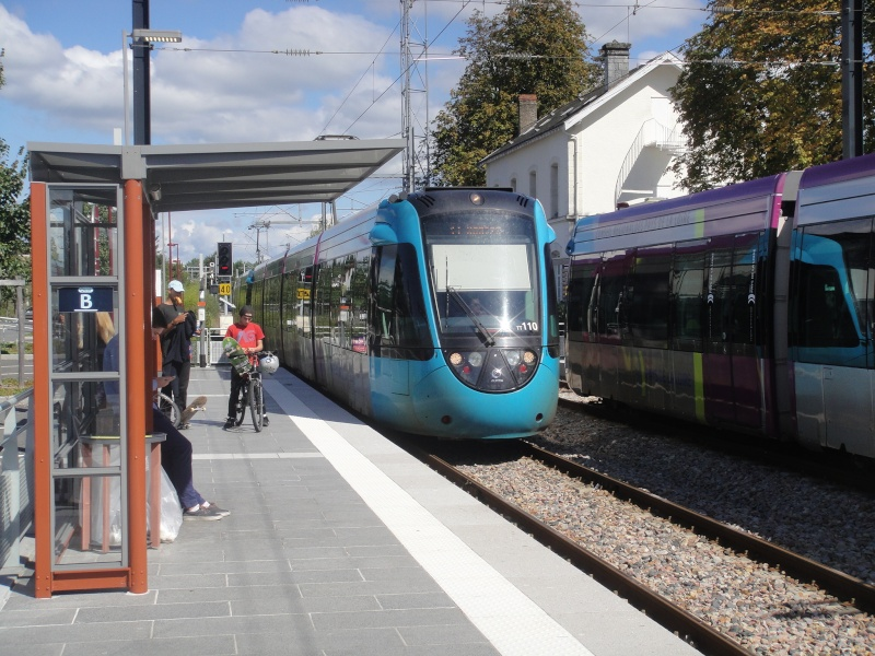Le Train-Tram Nantes/Châteaubriant Camare12