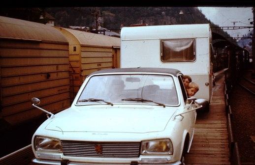 A quoi ressemblait un E38iste, avant.... Avec un véhicule. - Page 2 3-ital10