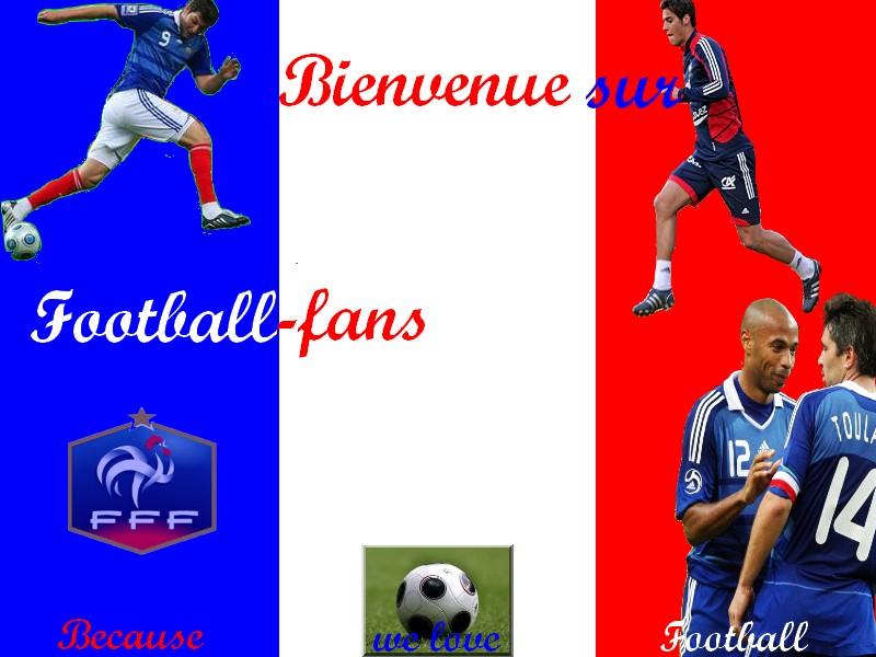 Le football Français et étranger