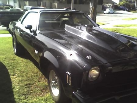 blacked out front end 73ssch10