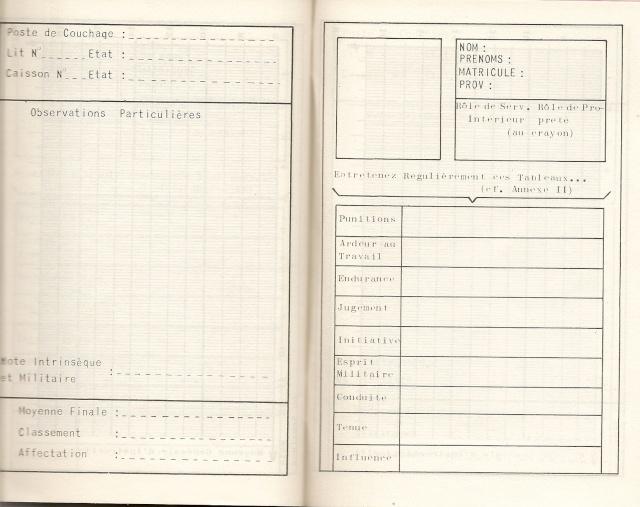 [Les écoles de spécialités] SMER, CER, CEAN ROCHEFORT - Page 6 Carnet11