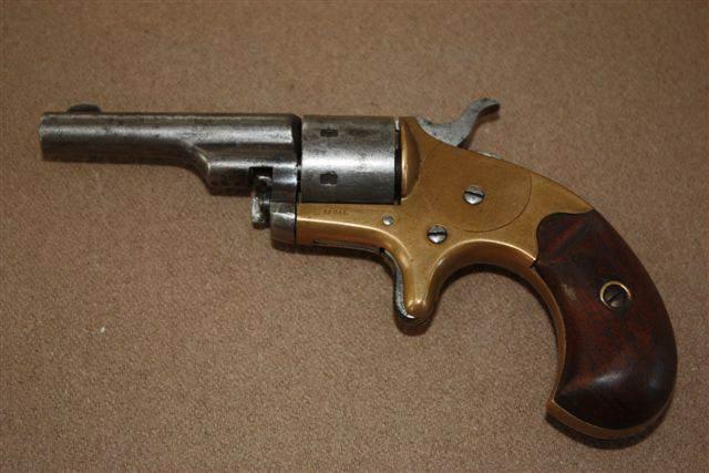 Colt open top .22 Pix97210