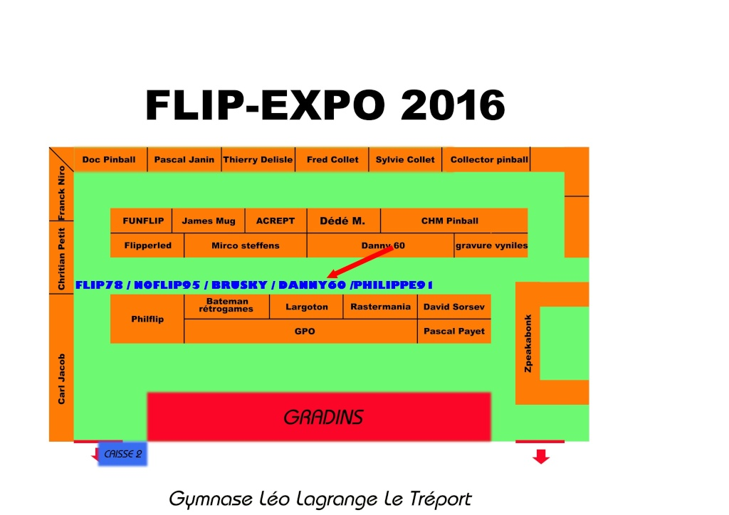 Salon Flip Expo 2016 du 2 au 3 Avril 2016 Flipex11