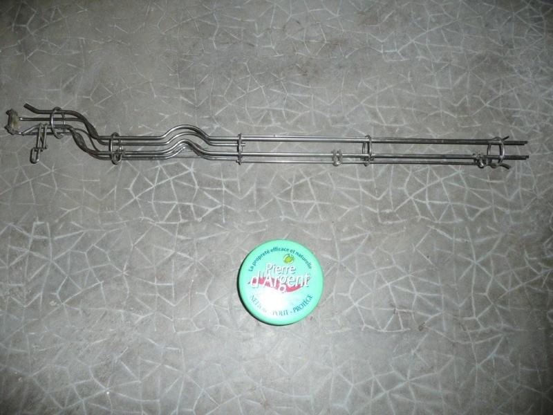 Comment nettoyer faire briller des rails ou rampe en métal P1040214