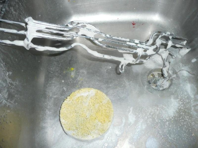 Comment nettoyer faire briller des rails ou rampe en métal P1040216