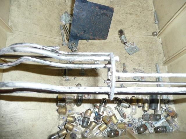 Comment nettoyer faire briller des rails ou rampe en métal P1040226