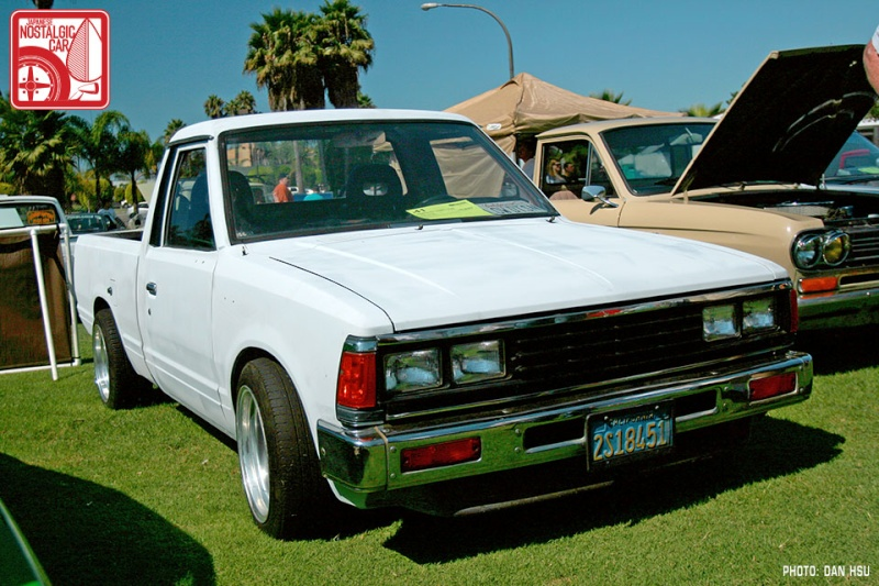 DATSUN PICK UP 720  2WD Version US 2.4L es de 1984  0938-010