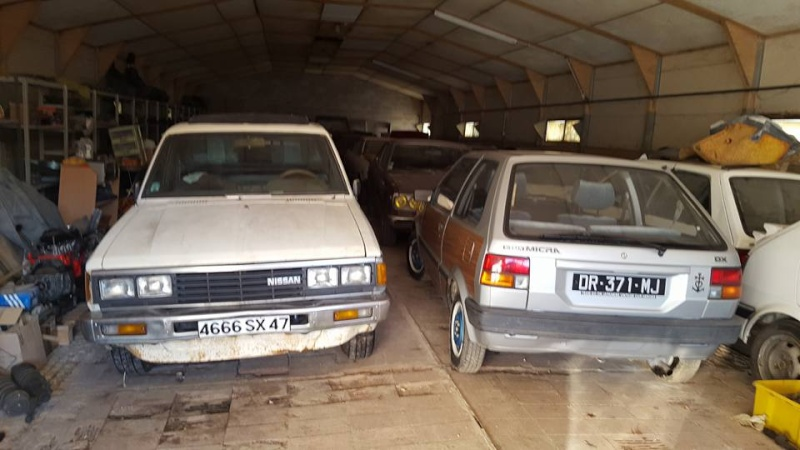 DATSUN PICK UP 720  2WD Version US 2.4L es de 1984  12729010