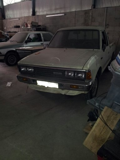 DATSUN PICK UP 720  2WD Version US 2.4L es de 1984  13638510