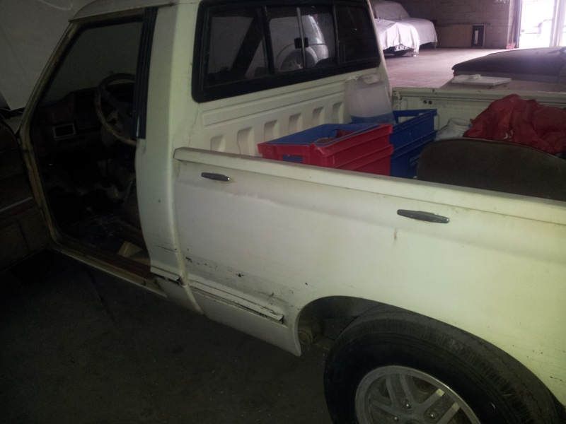 DATSUN PICK UP 720  2WD Version US 2.4L es de 1984  20130311