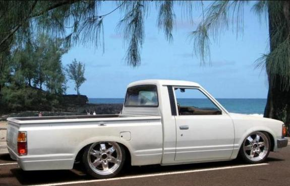DATSUN PICK UP 720  2WD Version US 2.4L es de 1984  Datsun10