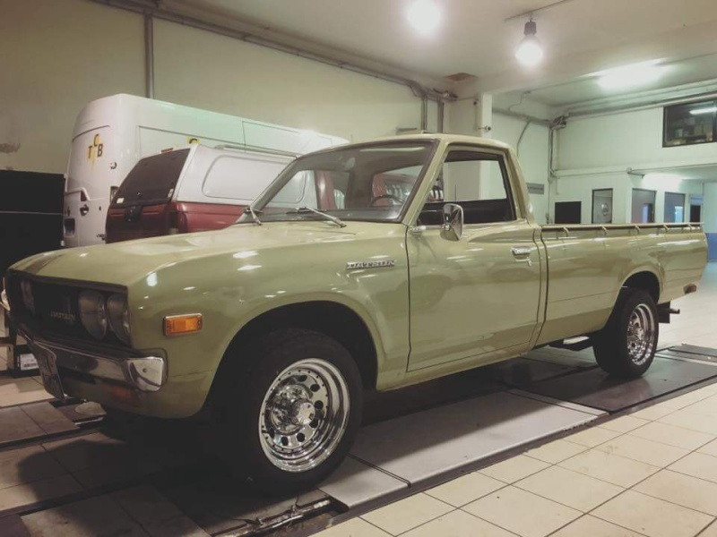 DATSUN PICK UP 720  2WD Version US 2.4L es de 1984  Fb_img11