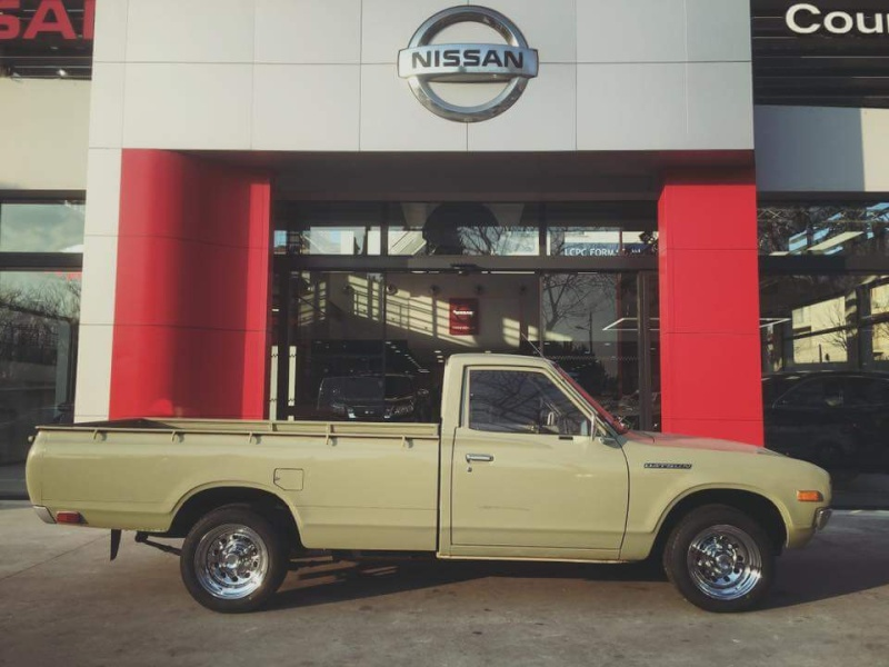 DATSUN PICK UP 720  2WD Version US 2.4L es de 1984  Fb_img14