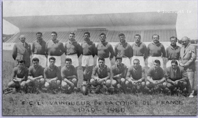 Historique du FC Lourdes Lourde11