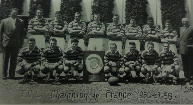 Historique du FC Lourdes Lourde13