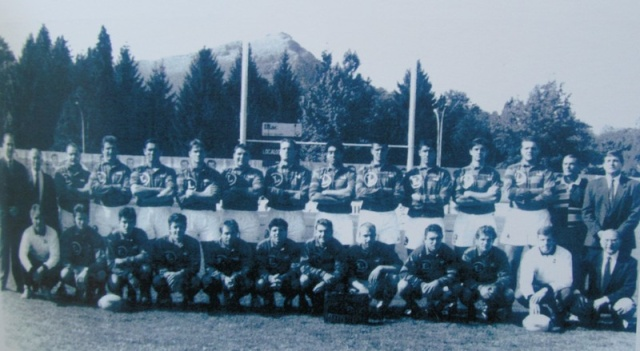 Historique du FC Lourdes Lourde14