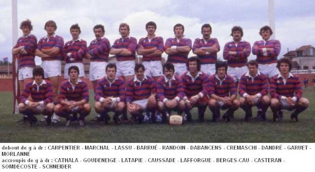 Historique du FC Lourdes Lourde17