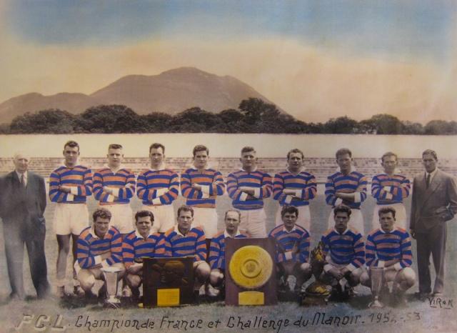 Historique du FC Lourdes Lourde19