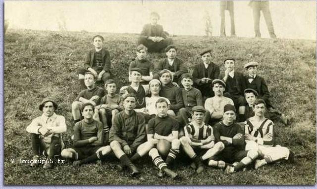 Historique du FC Lourdes Lourde21