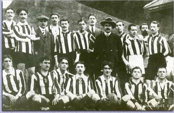 Historique du FC Lourdes Lourde22