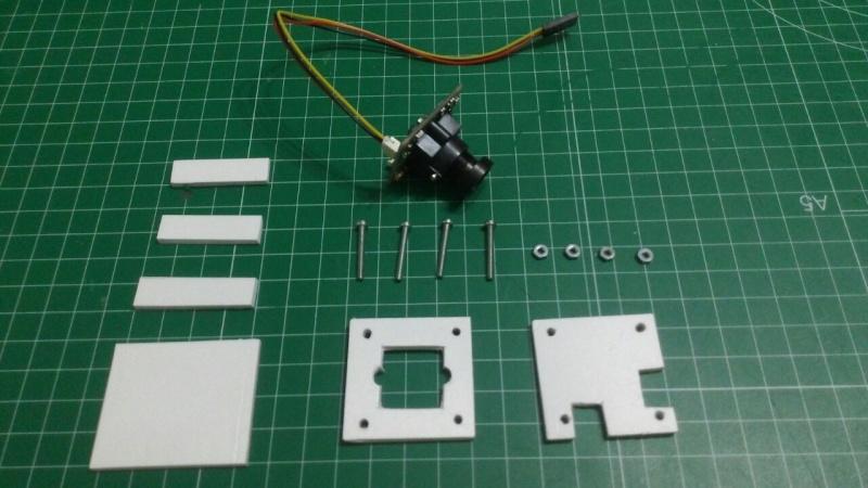 CARCAZA SONY DC12V 800TVL  (SONY Effio-E chip) 110