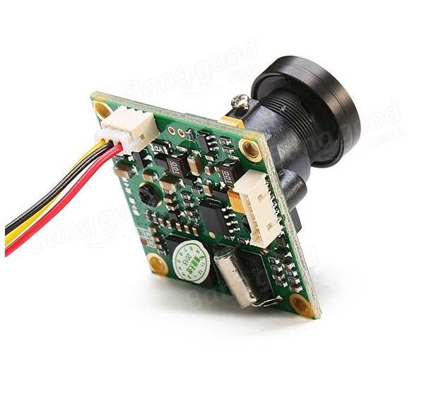 CARCAZA SONY DC12V 800TVL  (SONY Effio-E chip) 710