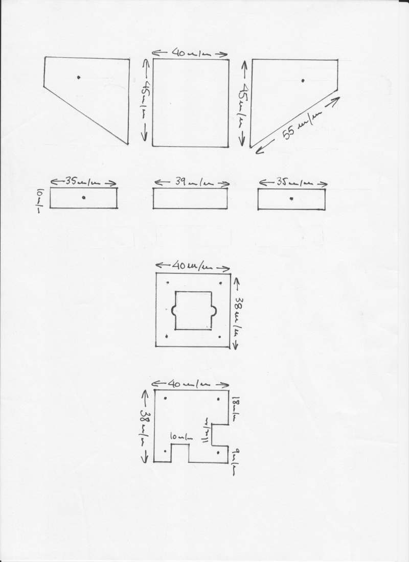 CARCAZA SONY DC12V 800TVL  (SONY Effio-E chip) Carcaz11