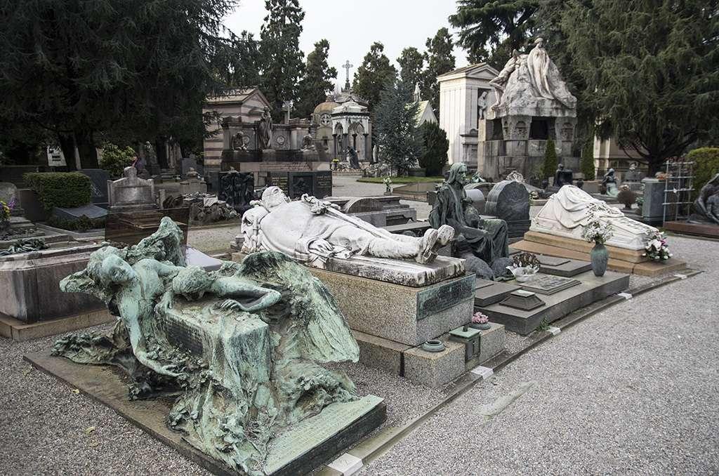 Milano .... Le cimetière .... K5im6613