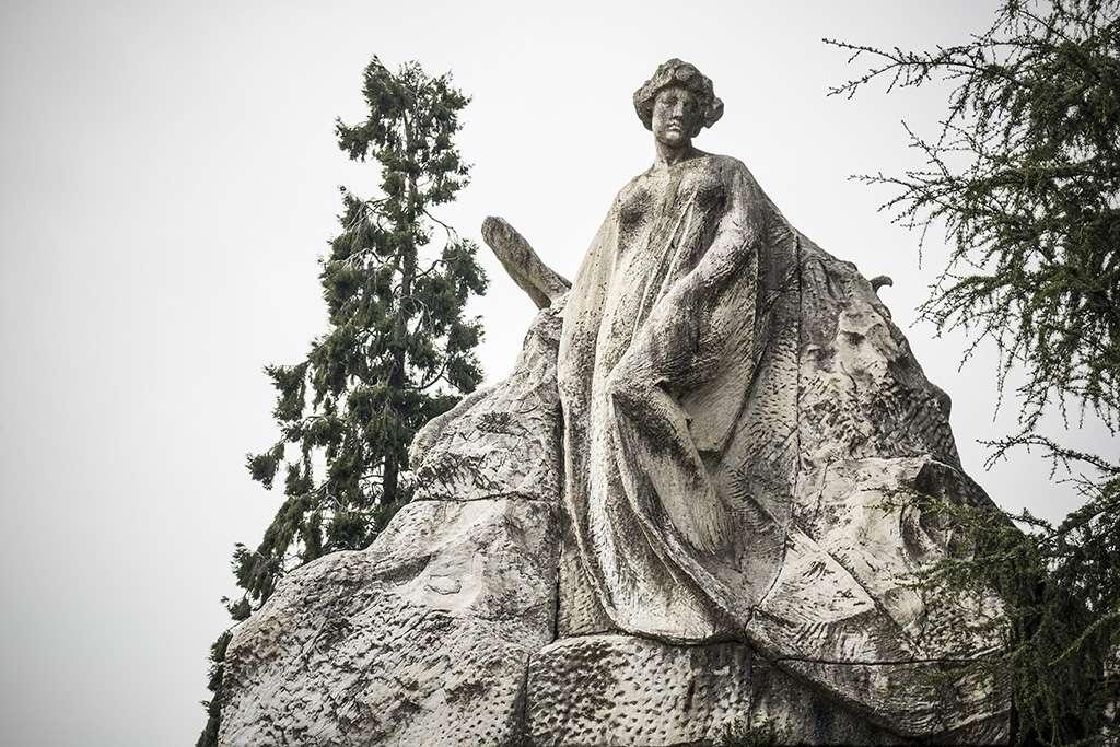 Milano .... Le cimetière .... K5im6615