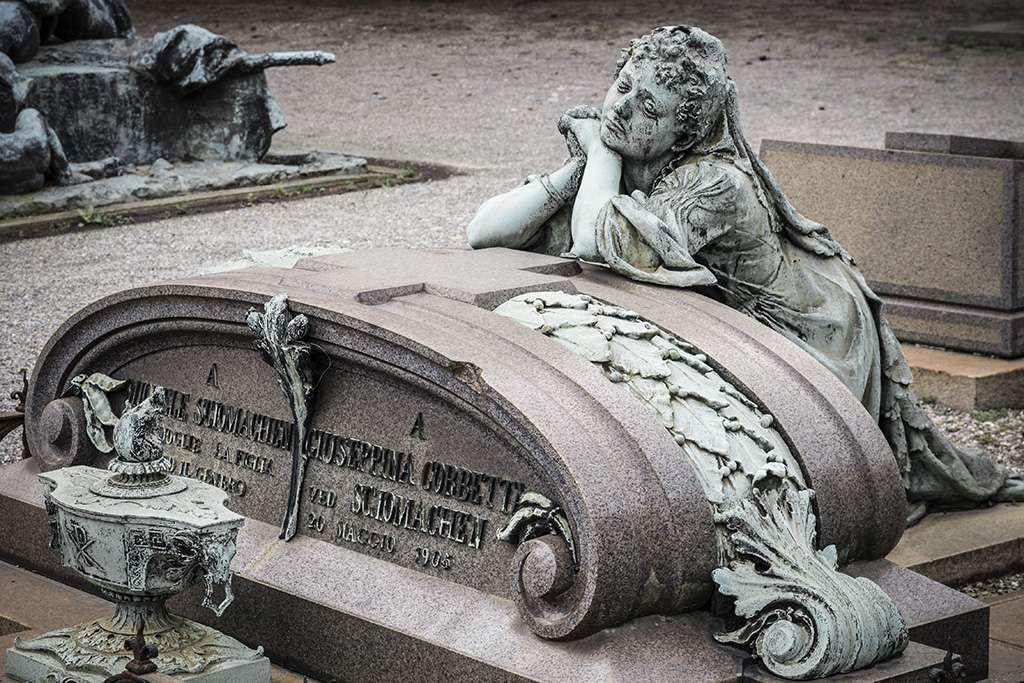 Milano .... Le cimetière .... K5im6616