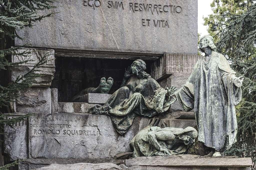 Milano .... Le cimetière .... K5im6617