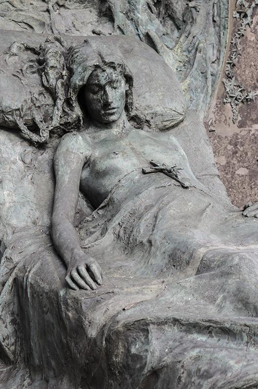 Milano .... Le cimetière .... K5im6620