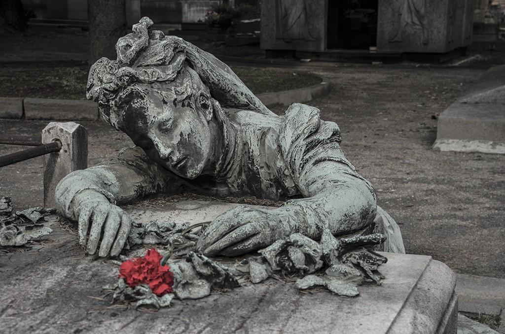 Milano .... Le cimetière .... K5im6622