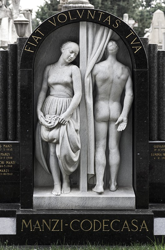Milano .... Le cimetière .... K5im6628