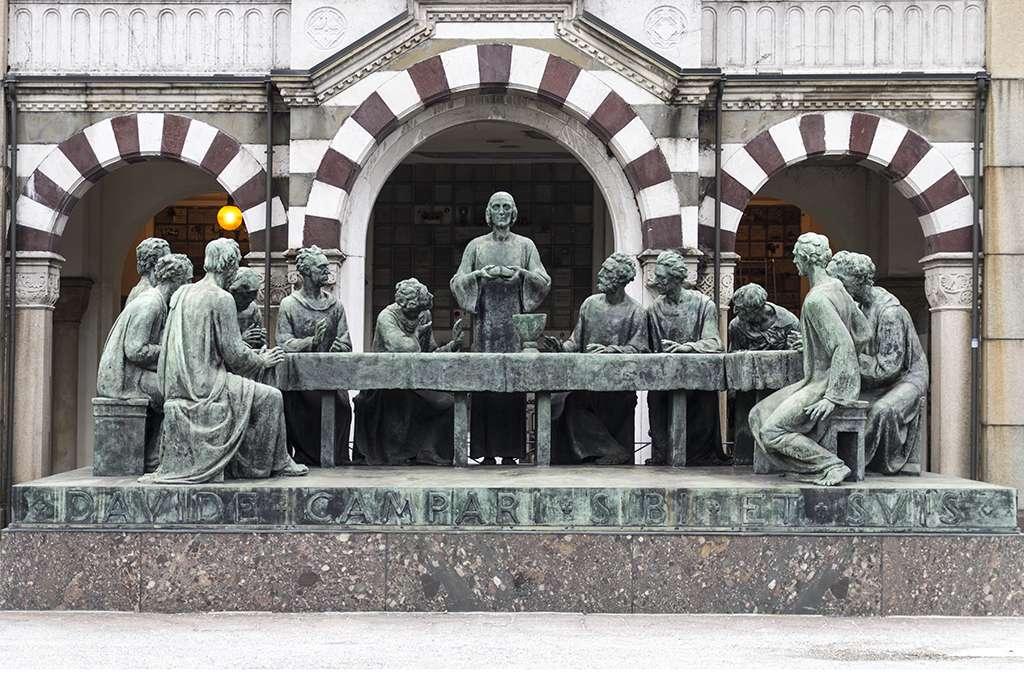 Milano .... Le cimetière .... K5im6632