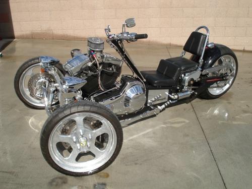 Premier CR Harley Softail Deluxe ! Dsc00310