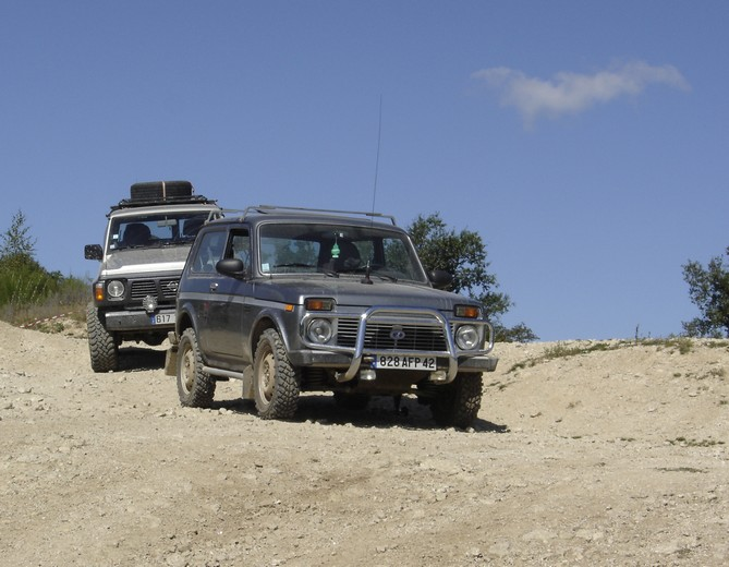 "Retour et photos rasso ""Pirates4x4"" 03010"