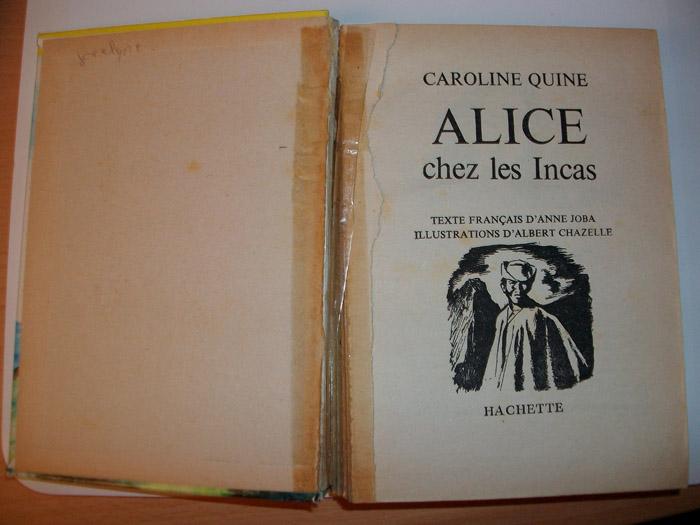 Echanges/ Vente / Recherche Alice211