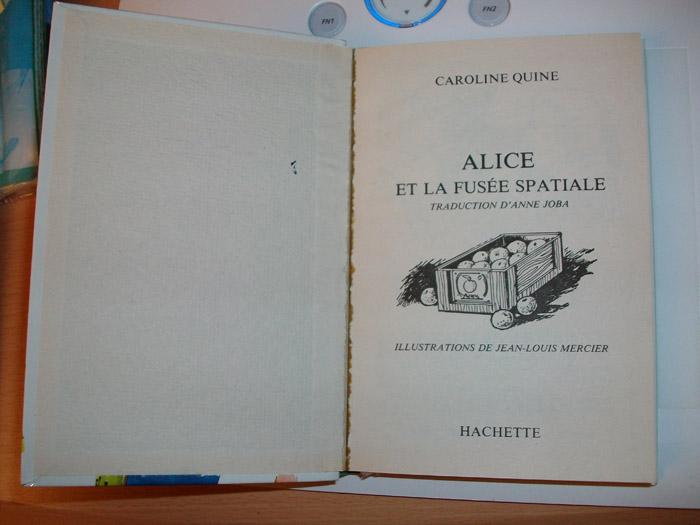 Echanges/ Vente / Recherche Alice411