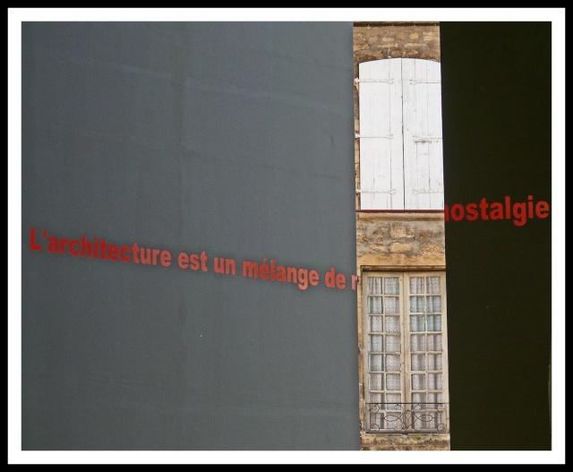 l'architecture est un mélange de nostalgie Sarlat11
