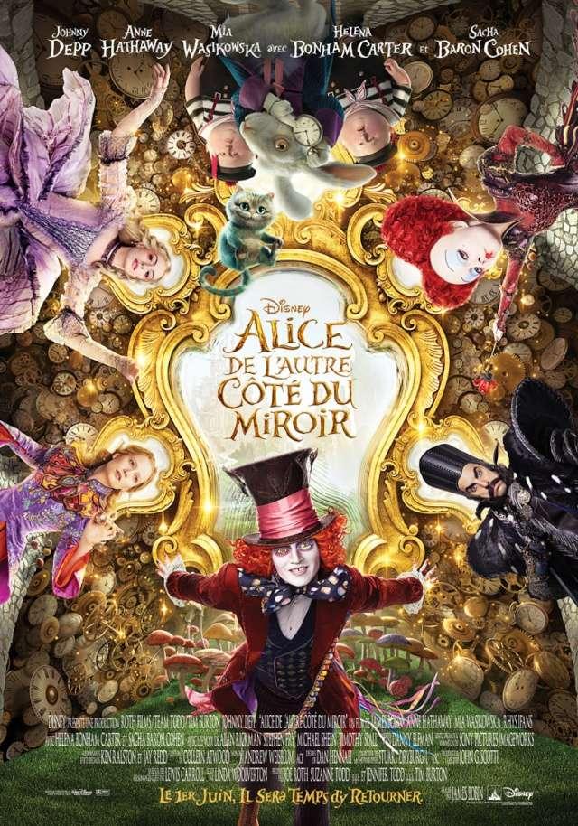 Alice de l'autre côté du miroir 40312610