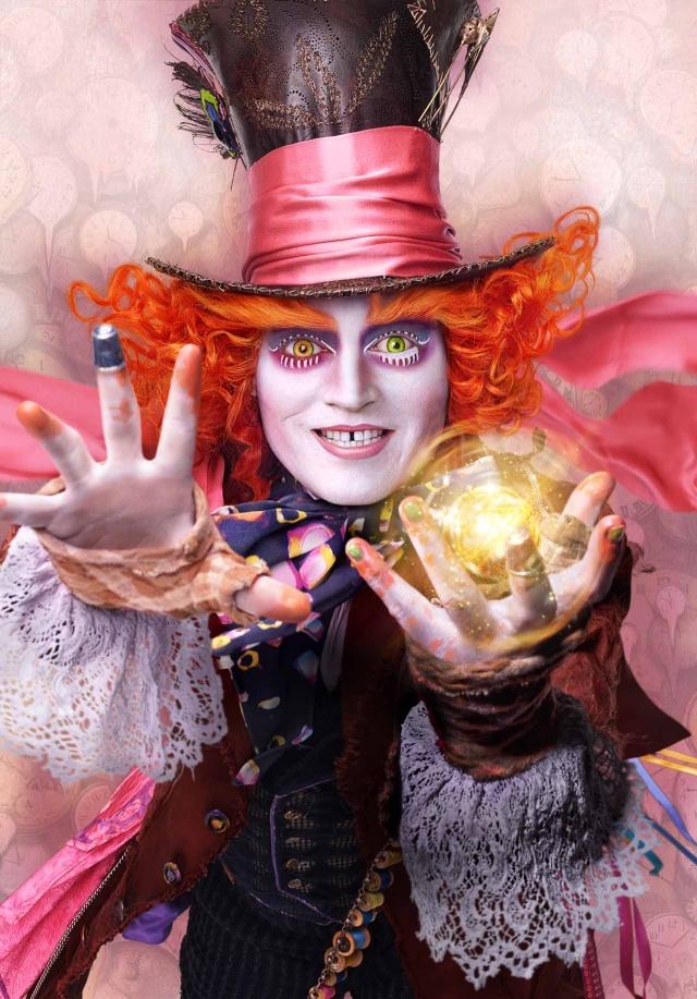 Alice de l'autre côté du miroir Alice-10