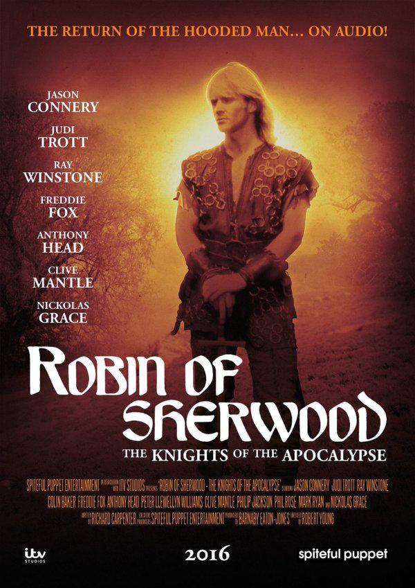 Anthony Head - Enregistrement audio d'un script de Robin of Sherwood 8da3ed10