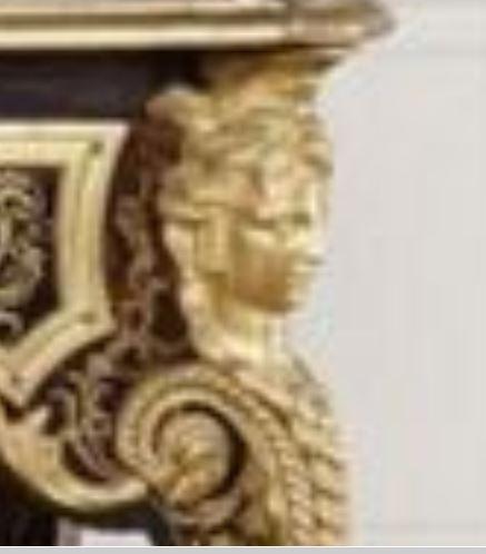 La restauration d'un bureau d'A-C Boulle au Louvre-Lens 999911